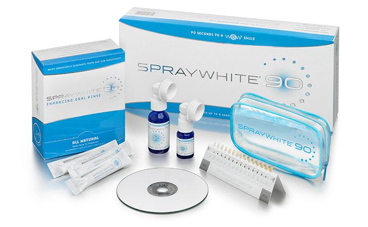 spraywhite90