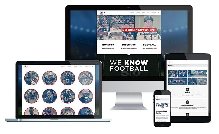 JLsport-Website